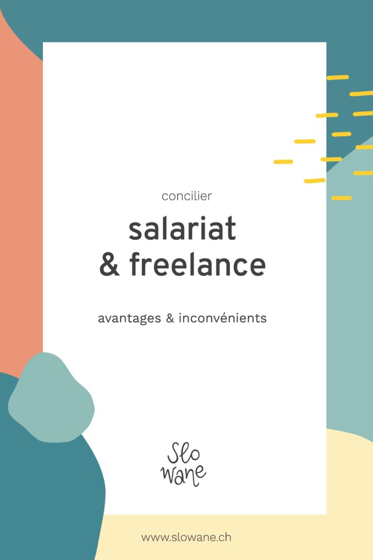 Concilier salariat et freelance : les avantages et les inconvénients