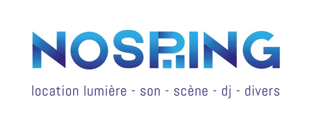 Exemple d'un logo créé pour Nosping