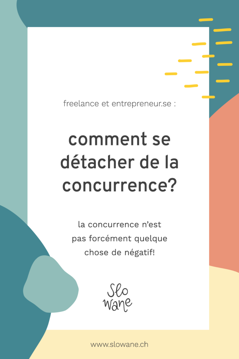 Comment se détacher de la concurrence?
