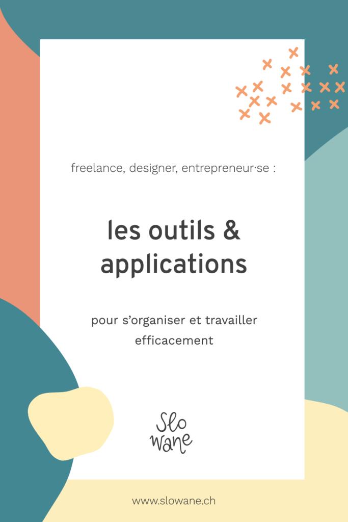 outils et applications de productivité pour freelance et entrepreneur